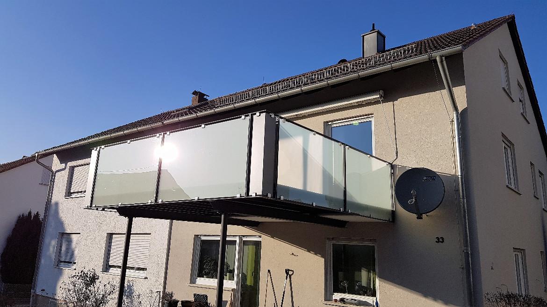 Balkone Balkon Metallbau Kampke Edelstahl Design