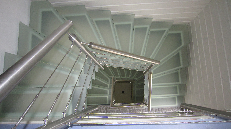 Turen Treppen Gelander Carports Tore Aus Edelstahl